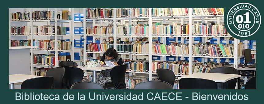 Universidad Caece - Biblioteca