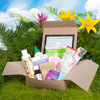 Conscious Box 3 Month Subscription Giveaway