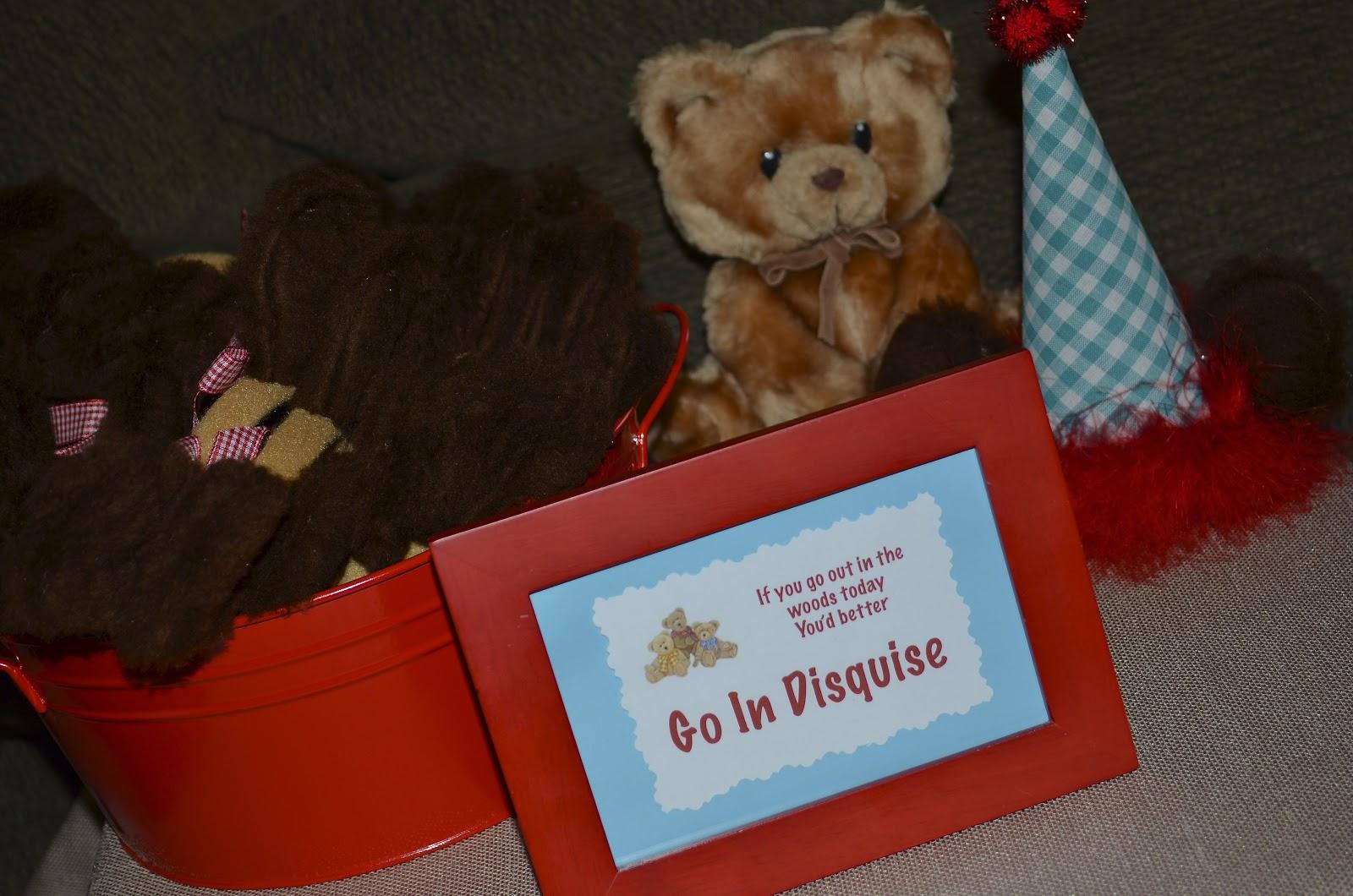 Johannsen\'s Crazy Life: Teddy Bear Picnic - The Decorations