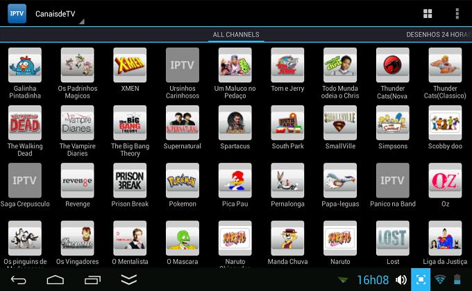 TV Online - IPTV