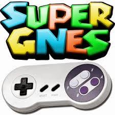 Download emulator SNES / super nintendo Super GNES