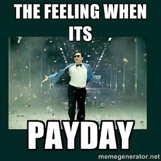 Dia de pago!!