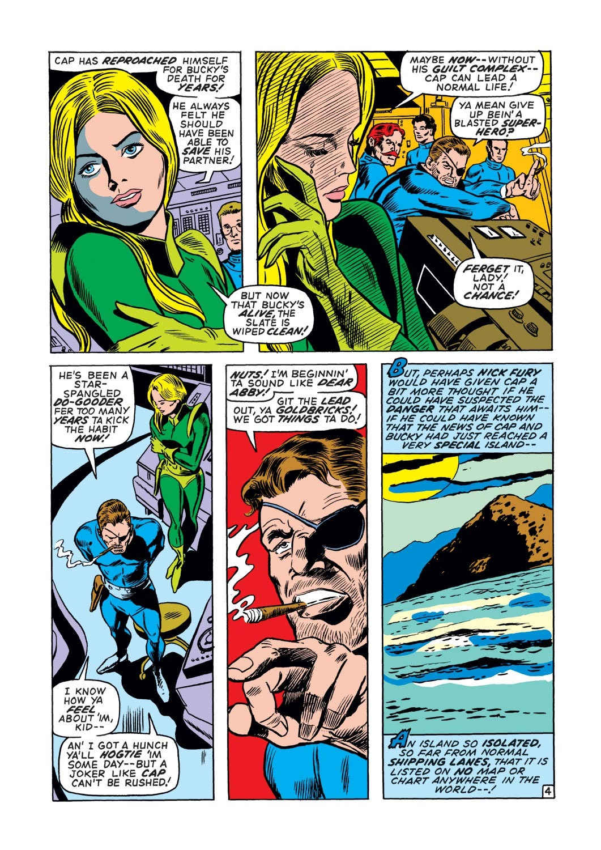 Captain America (1968) Issue #132 #46 - English 5