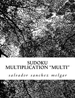 """Sudoku Multiplicación """"Multi"""""""