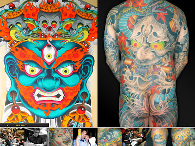 Guru Tattoo Creative Instinct Intro | Scribble08 by Mark Murphy