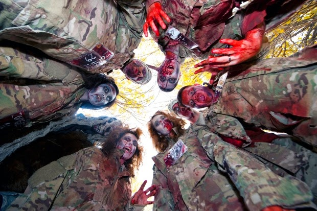 Military News - The Pentagon's plan to stop the zombie apocalypse