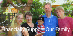 Financially Support Our Family