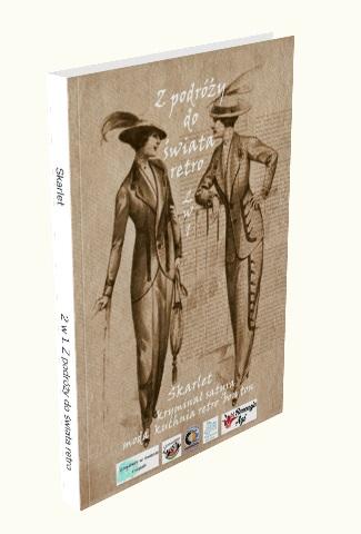 Książka 2 w 1. Z podróży do świata retro
