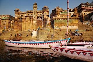 Varanasi India 10 Kota Bersejarah Terkenal Di Dunia