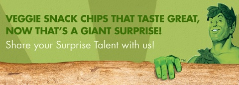Green Giant surprise