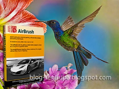 Akvis Plugins Airbrush v.2.5 With Keygen