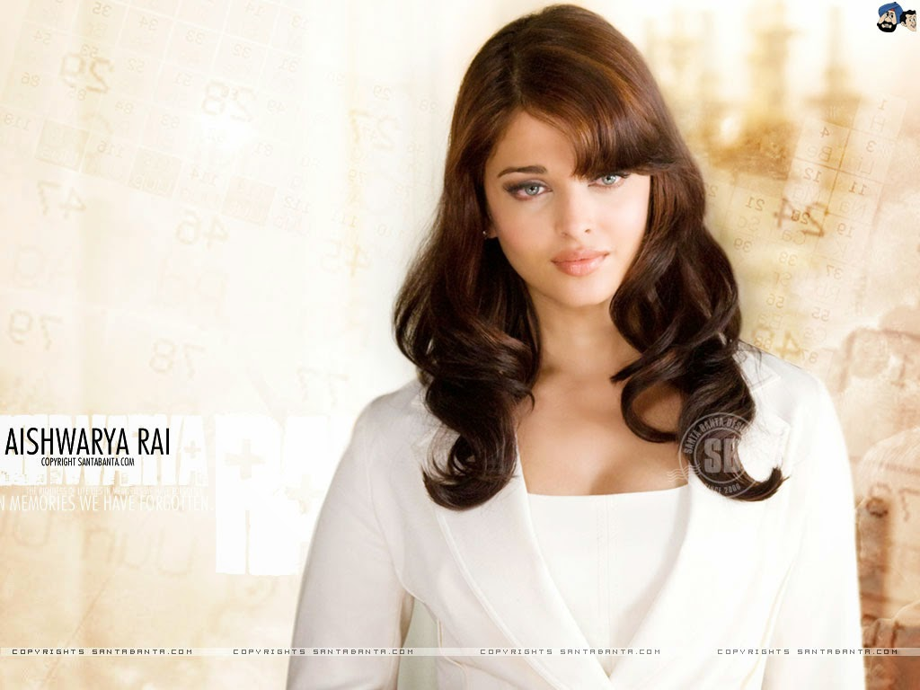 Aishwarya Rai Sexy and Cute HD Wallpaper