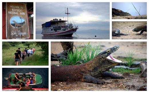 Perama Flores Ricna Lombok Cruise