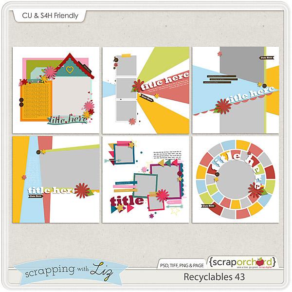 http://scraporchard.com/market/Recyclables-43-Digital-Scrapbook-Templates.html