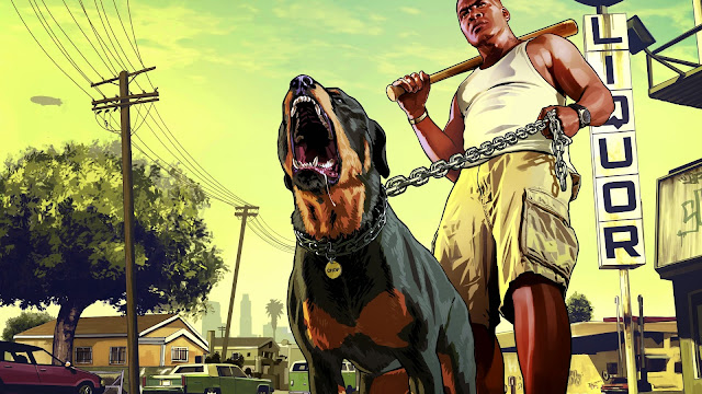 Imagenes de Perros Rottweiler GTA