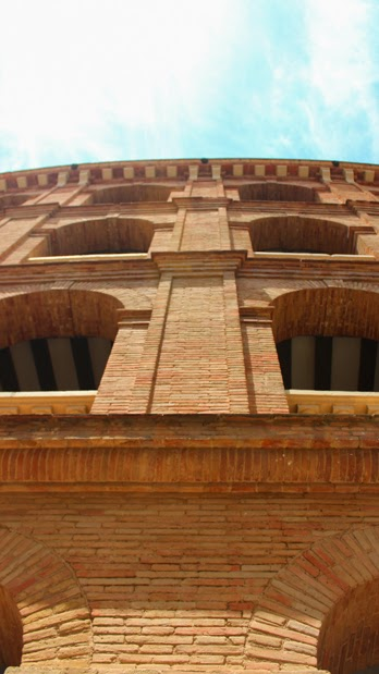 Valencia, Spain--Bullfighting Arena