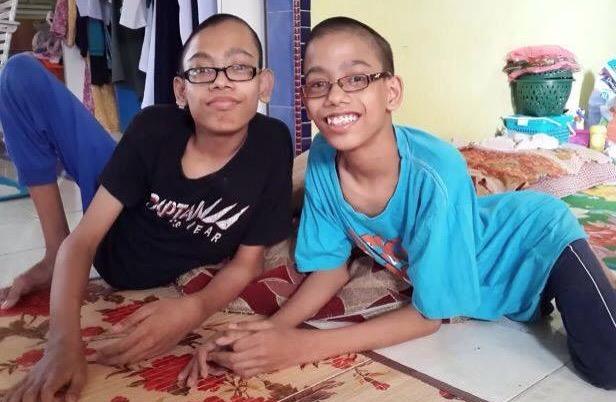Masih Ingat Kembar Ahmad dan Muhammad? Ini Rupa Terkini Mereka