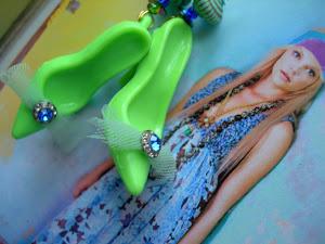 Carrie - orecchini da KCs. (2012)