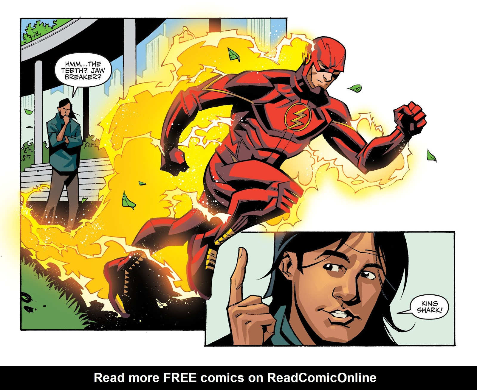 The Flash: Season Zero [I] Issue #12 #12 - English 14
