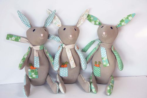 Follow the White Bunny: Pattern Parade: Mostly Marvelous Ms Rabbit ...