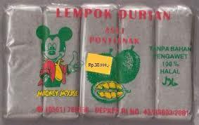Resep Lempok Durian (Dodol Durian Pontianak)