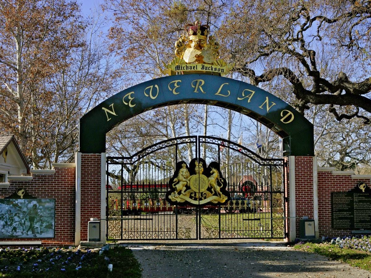 Step Inside Michael Jackson's Neverland Ranch, Expected To Sell For Up To $50 Million