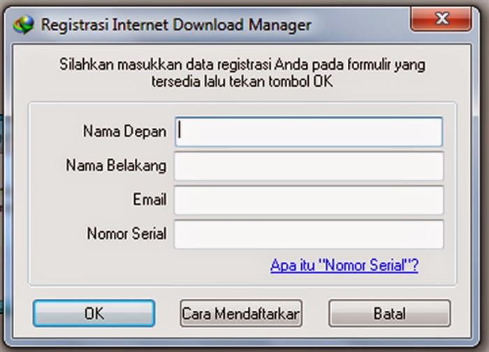 Serial IDM Terbaru