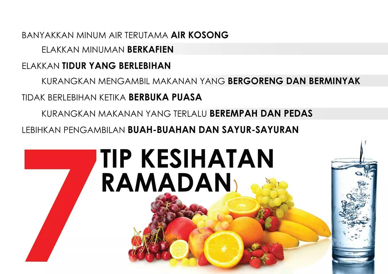 Tip Berpuasa