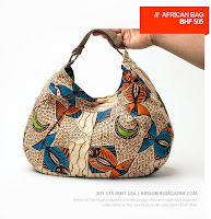 BHF African Print bag - BHF Shopping mall - iloveankara.blogspot.co.uk