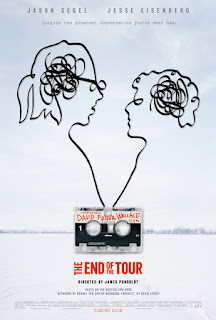 El Último Tour (The End of the Tour) Poster