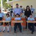 MANTIENE ROGELIO APOYO A INSTITUCIONES EDUCATIVAS