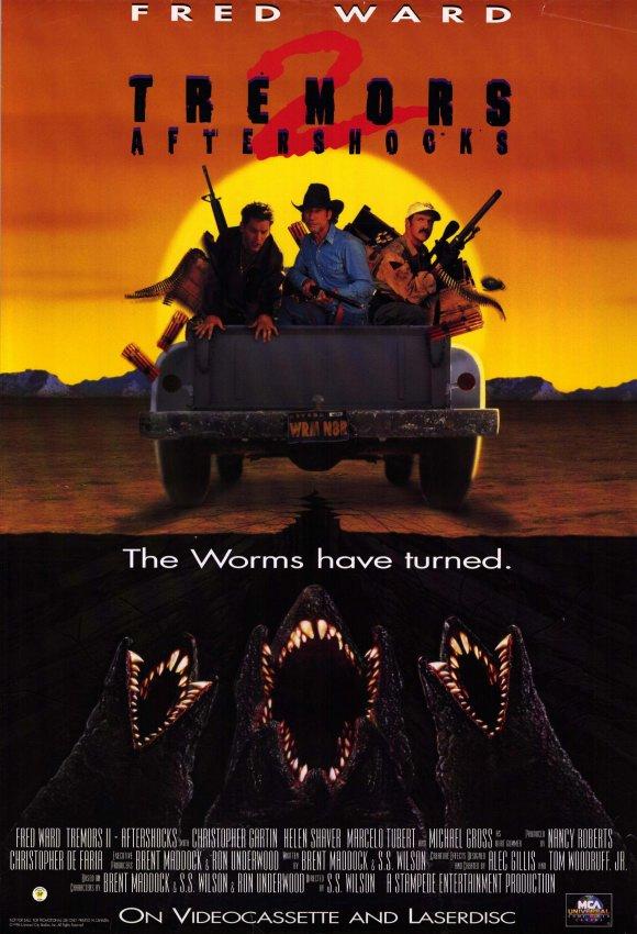 Кадры из фильма «Дрожь Земли 2: Повторный Удар» / 1996