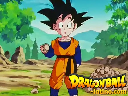 Dragon Ball Z capitulo 206
