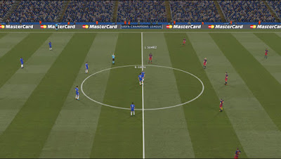 PES 2016 Adboard UCL Led Movie New Sponsorship UCL 2015/2016 by Kent Sakai