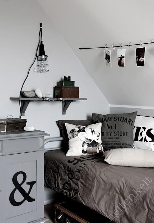Archicasa la perfezione del grigio 2 la cameretta - Jongen kamer decoratie idee ...