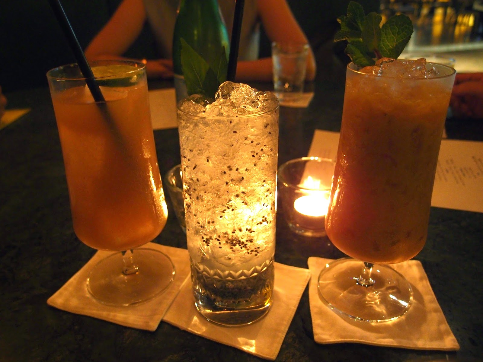 long chim thai drinks