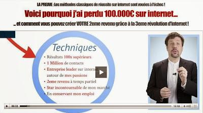 Vidéo: Pourquoi il a perdu 100 000 euros sur Internet. Son histoire