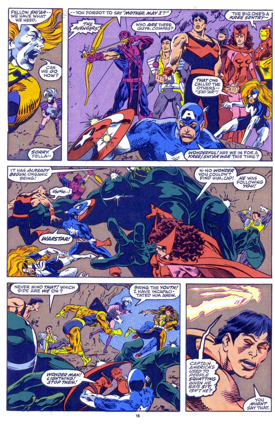 Captain America (1968) Issue #398b #332 - English 12