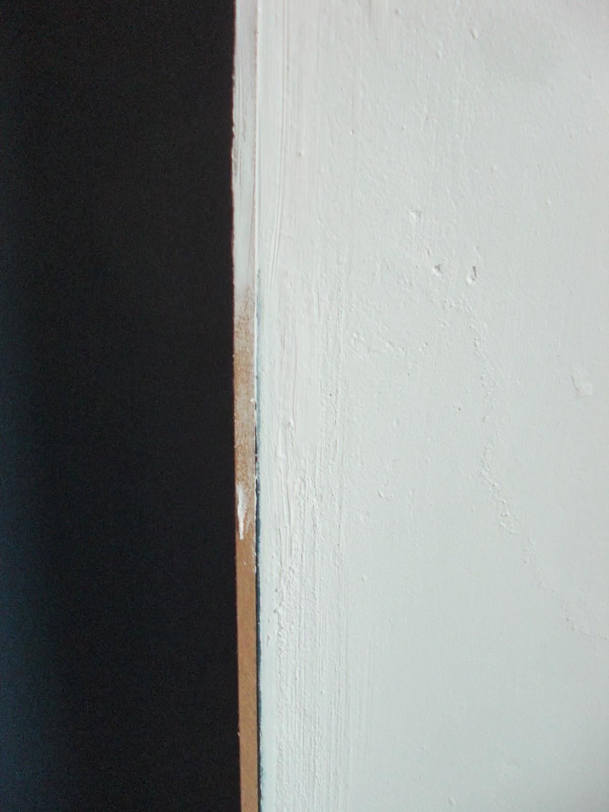 Heim elich k chen fenster rahmen - Ubergang wand decke acryl ...