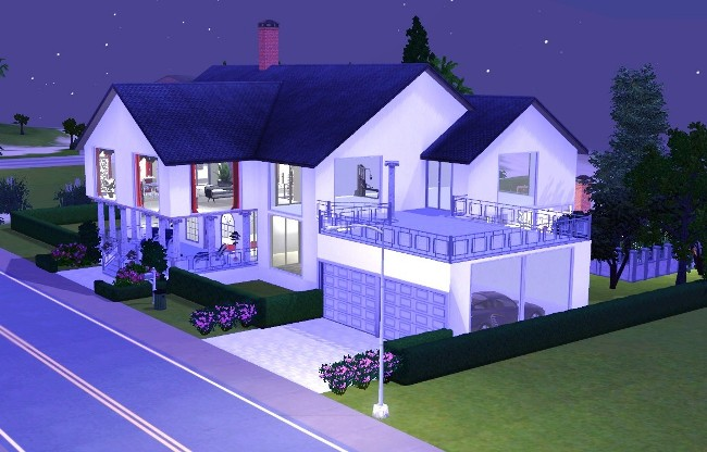 Sims 3 häuser zum nachbauen luxus  nails reloaded - [Gespielt] Sims 3