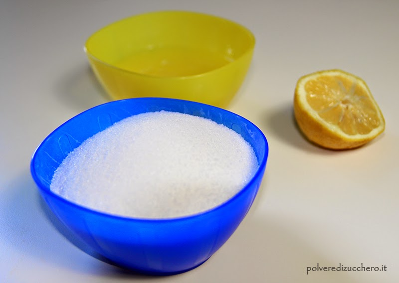 tutorial e ricetta meringhe colorate passo a passo italia mondiali polvere di zucchero