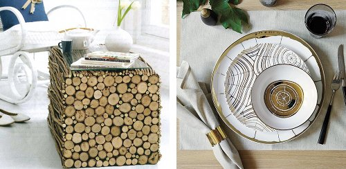 DIY Home Decorating Ideas - Wood Grain Trend - Soap Deli News