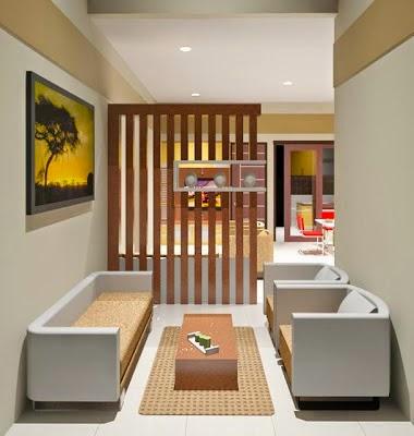 Gambar Desain Interior Rumah Mungil Minimalis