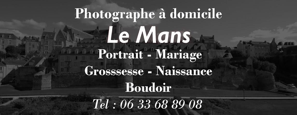 Photographe Le Mans