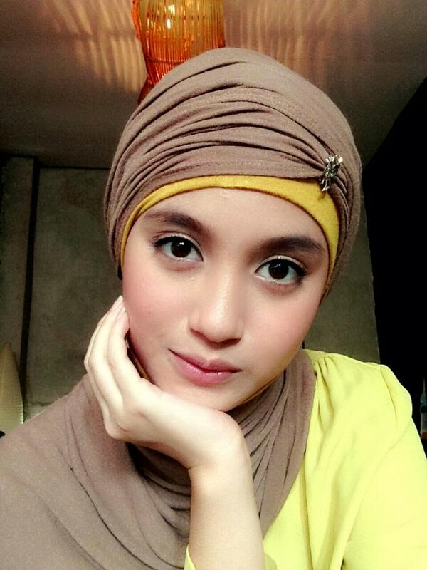 Nabilah JKT48 Pakai Hijab  Nabilah Jkt48 Berhijab