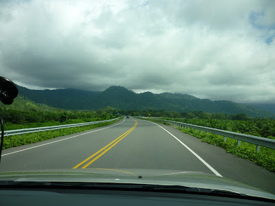 Picture of Highway 34 in Costa Rica