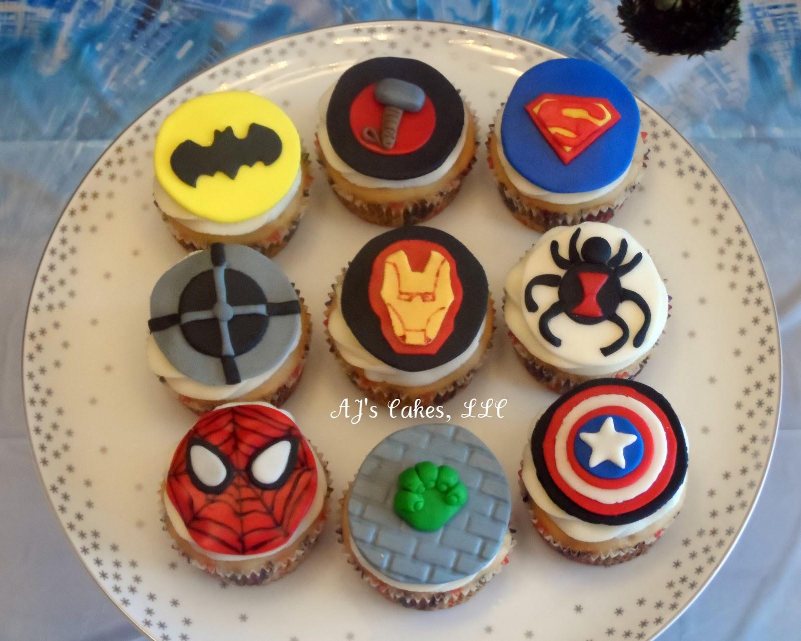 Hero Factory Cake Ideas