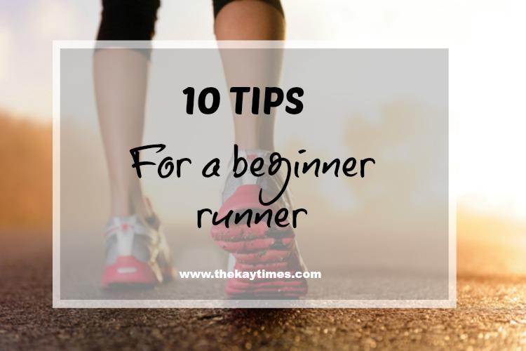 ten tips for a beginner runner