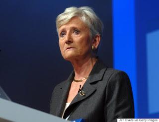 Βάλτε στην άκρη τα κινητά σας, προειδοποιεί η πρώην υπουργός Ασφάλειας της Βρετανίας!!