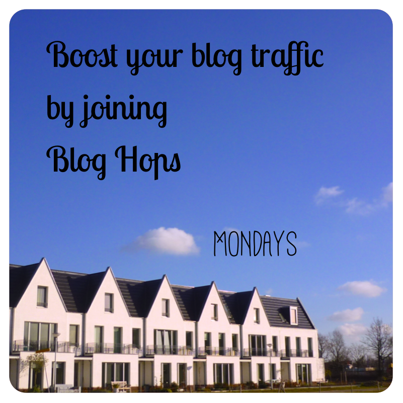Monday Blog Hops & Linky Parties